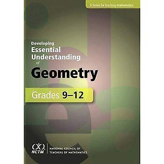 Developing Essential Understanding of Geometry for Teaching Mathematics in Grades 9-12