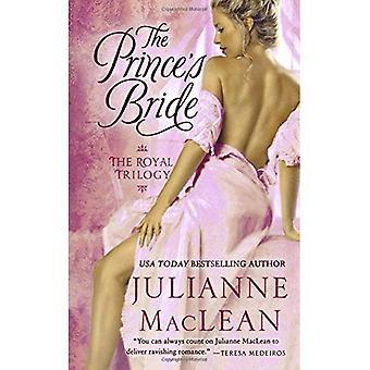 Prinselijk bruid
