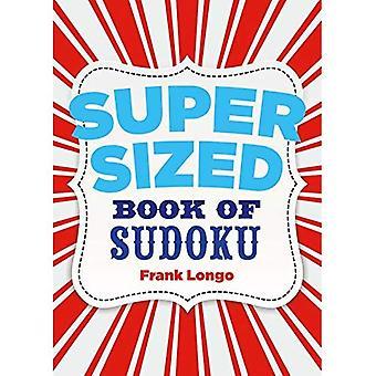 Supersized Book of Sudoku