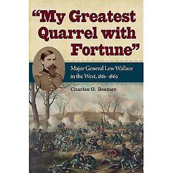 «Ma plus grande querelle avec Fortune»: Major général Lew Wallace dans l'ouest, 1861-1862 (soldats de la guerre civile et stratégies)