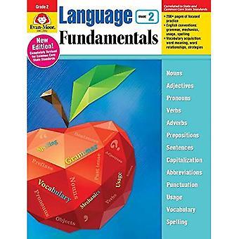 Language Fundamentals: Common Core Edition, Grade 2