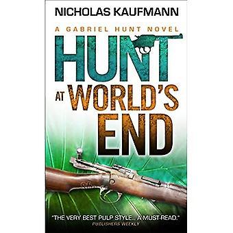 Gabriel Hunt - jaga på Worldo = s slutet