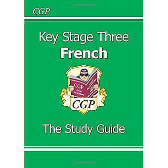 KS3 Français: étudier le Guide PT. 1 & 2
