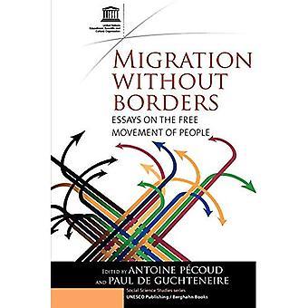 Migration ohne Grenzen: eine Untersuchung über den freien Personenverkehr (sozialwissenschaftliche Studien)