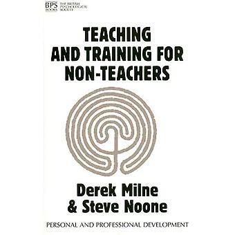 Lehre und Ausbildung für nicht-Lehrer