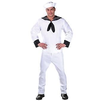 Déguisement de mens Sailor Boy