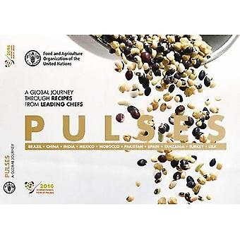 Pulses (Recipes) (Spanish): A Global Journey Through Recipes from Leading Chefs