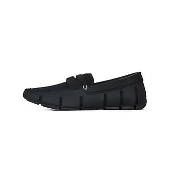 Swims Swims Black Penny Loafer
