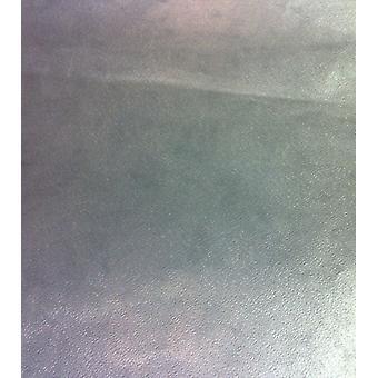 عادي جدران فضي معدني الحديثة لصق قابل للغسل لامعة الورق
