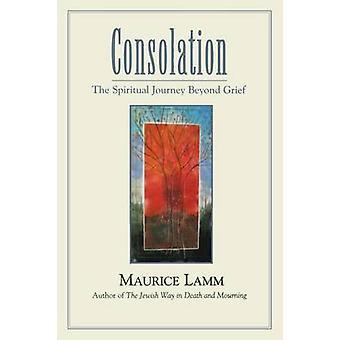 Consolação a jornada espiritual além do sofrimento por Lamm & Maurice