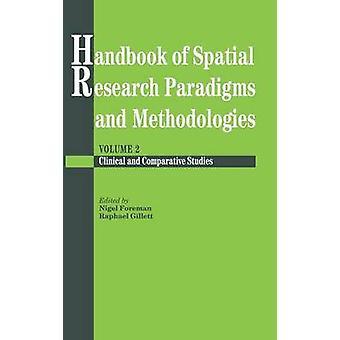 Manuale di paradigmi di ricerca spaziale e metodologie da Foreman & Nigel