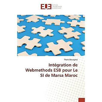Intgration de Webmethods ESB pour Le SI de Marsa Maroc by Bourgana Thami