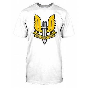 Special Air Service insignier Mens T Shirt