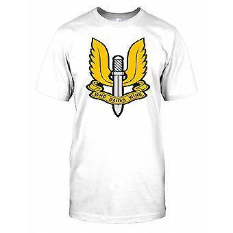 Special Air Service insignier børn T Shirt