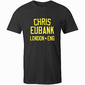 Chris Eubank Boxing Legend T-Shirt