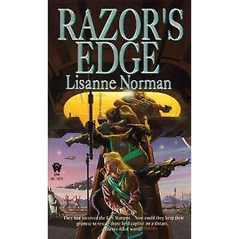 Razor's Edge (Daw Science Fiction) Book