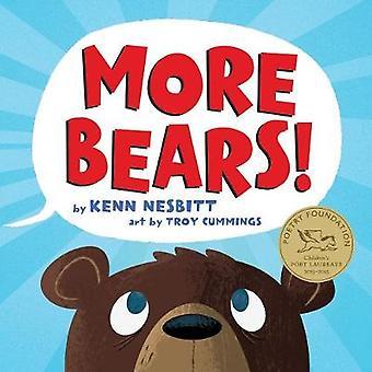 More Bears! by Kenn Nesbitt - 9781492654674 Book