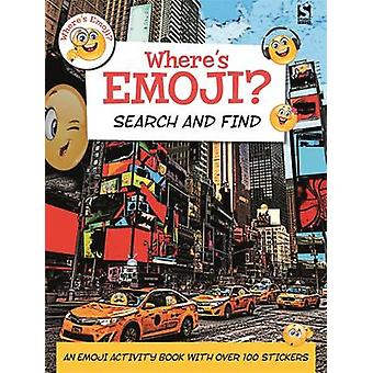 Where's Emoji? - Search & Find by Holly Brook-Piper - 9781783705382 Bo