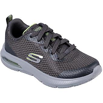 Skechers Boys Dyna Air Quick Pulse Knitted Sporty Trainers