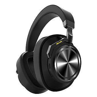 Bluedio T6 Bluetooth 5,0 ANC Hörlurar Svarta