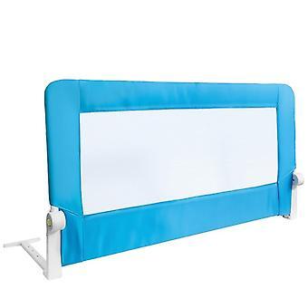 Tatkraft, sammenklappelig seng skinne vagt-blå
