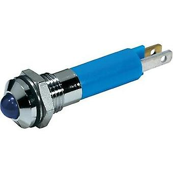 LED indicator light Blue 12 Vdc CML