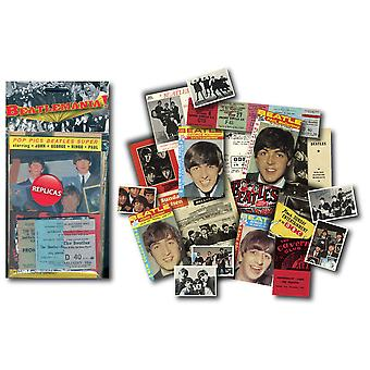 Beatlemania - Replica Memorabilia Pack