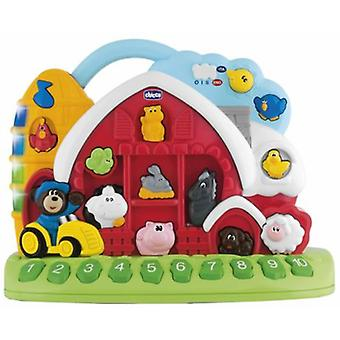 Chicco Video Chatterbox Farm (Toys , Educative And Creative , Electronics)
