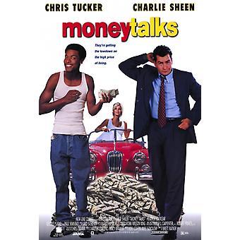 Money Talks Movie Poster Print (27 x 40)