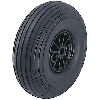 Blickle 10926 wheel with pneumatic tyre and plastic-rims with roller bearing, Ø 260 mm Type (misc.) Pneumatic tire