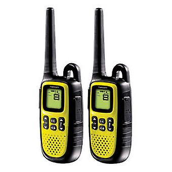 TopCom Walkie Talkie 5400 Range up to 10 km 8 Channel 121 sub-channels (Home , Gadgets)