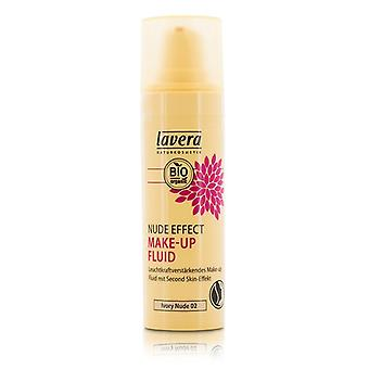 Lavera Nude-Effekt Make-up Fluid - Nr. 02 Elfenbein nackt 30ml / 1oz