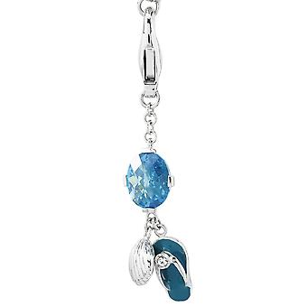 Burgmeister maxi charm JBM1104-621, 925 sterling silver rhodanized, different pendant