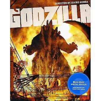 Godzilla (1954) [BLU-RAY] USA importieren