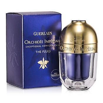 Guerlain Orchidee Imperiale Exceptional Complete Care The Fluid (New Gold Orchid Technology) - 30ml/1oz