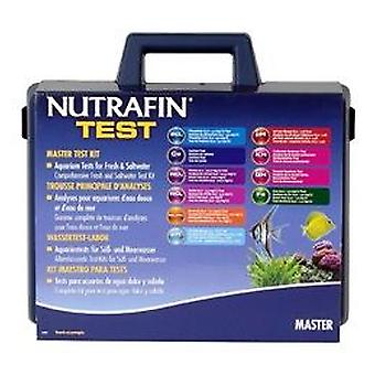 Hagen NUTRAFIN MASTER TEST KIT (Fish , Maintenance , pH & Other Substance Test Strips)