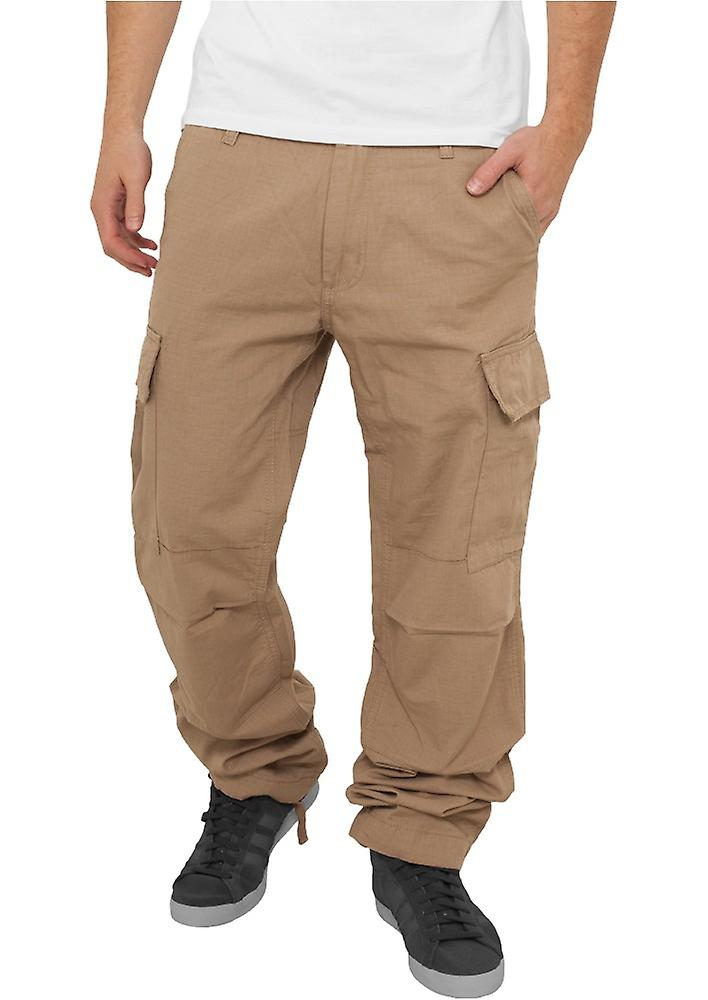 Urban Classics trousers Camouflage Cargo Pants