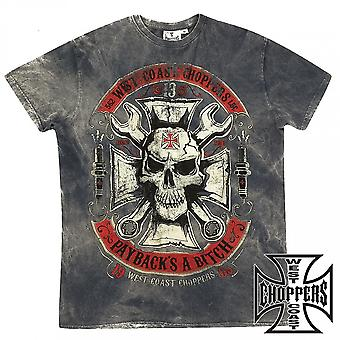 West Coast Choppers T-shirt Mechanic tea