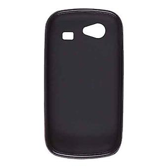 Wireless Solutions Dura-Gel Case for Samsung Nexus S 4G SPH-D720 (Black)