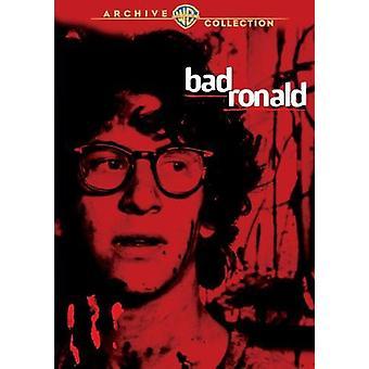 Mal Ronald [DVD] los E.e.u.u. la importación