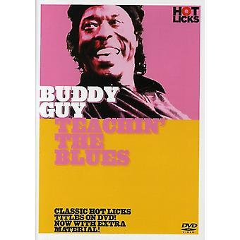 Buddy Guy - Teachin' Blues [DVD] USA importen