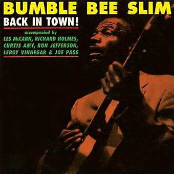 Bumble Bee Slim - Back in Town ! [Vinyl] Importation des USA