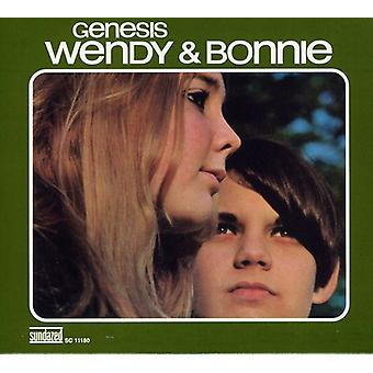 Wendy & Bonnie - Genesis [CD] USA importerer