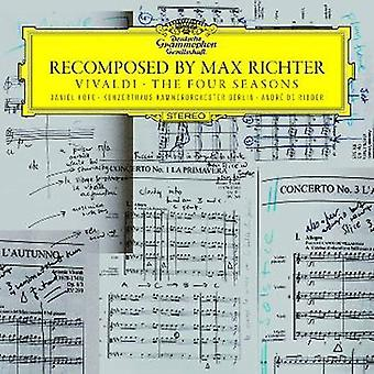 A. Vivaldi - Recomposed by Max Richter: Vivaldi's Four Seasons [CD] USA import
