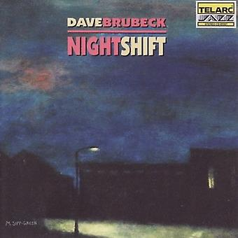 Dave Brubeck - Nightshift [CD] USA import