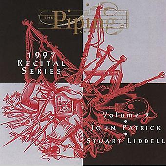 Patrick/Liddell-Patrick/Liddell: Vol. 2-rør centrum 1997 Reci [CD] USA import