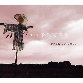 Pines - mørke så guld [CD] USA importerer