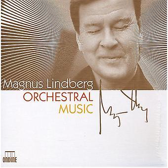M. Lindberg - Magnus Lindberg: Orchestral Music [CD] USA import