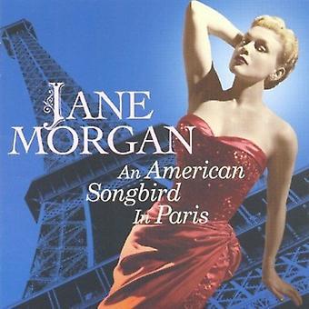 Jane Morgan - amerikansk Songbird i Paris [CD] USA import
