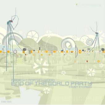 End Of The World Party (Just In Case) [VINYL] by Martin & Wood Medesk
